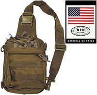 Сумка-рюкзак плечевая MFH Molle 30700R