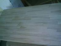 Щит мебельный 38 мм, фото 1