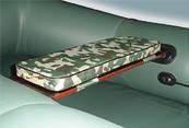 Подушка мягкая для сидения на лодку, средняя  65 х 21 х 5 (см)