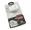 СЗУ Aspor A802 iPhone 5/6/7 1A + USB с подсветкой