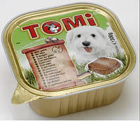 Консервы корм для собак TOMi ПТИЦА (poultry) паштет 300 г