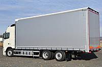 Тент на грузовой транспорт Испания, фото 1