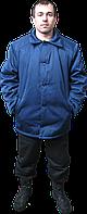 Куртка рабочая ,тк.грета, утеплитель-ватин
