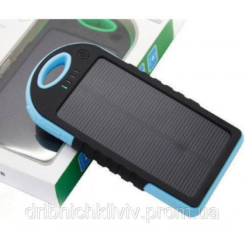 Зарядное устройство от солнечной батареи 5000 мА