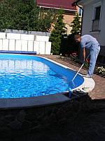 Навчання персоналу обслуговування басейну