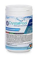 Crystal Pool MultiTab 4-in-1 Large 1 кг-Медленнорастворімие таблетки хлору для тривалого дезин