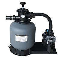 Фильтрационная установка EMAUX, серии FSF (FSF 350, 4,32 м. куб./ч)