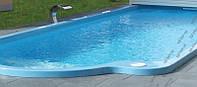 Установка композитних басейнів