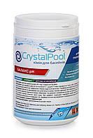 Химия для бассейна Crystal Pool pH Minus 1 кг-Гранулированное средство для снижения уровня pH воды