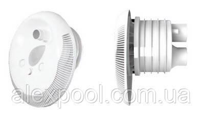 Передняя часть и закладная к противотоку EMAUX с цветной LED подсветкой (бетон/лайнер)