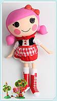 Кукла Малышка Lalaloopsy (Лалалупси) Красная Шапочка с питомцем: высота 27см