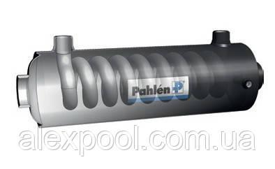 Теплообменник Pahlen HI-FLO 40кВт  TITAN спиральный