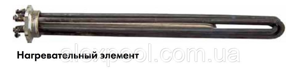 Нагревательный элемент 9кВт электроводонагревателя Vagner EOV- 9-V 9кВт