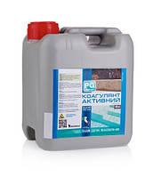 Хімія для басейну PG chemicals,PG-46 Коагулянт для очищення води 5 л