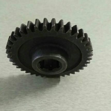 Шестерня ведомая второй передачи Z-38 КПП/6 180N/190N/195N, фото 2