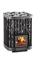 KASTOR SAGA 20 - Дровяная печь для бани (8-20 м. куб.)