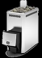 Теплодар Сахара 24 ЛНЗП профі - Дров'яна піч для лазні (16 -24 м. куб.)