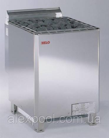 Helo Le Steamy 1501AD - Электрокаменка с парогенератором (15 kW, 14-24 м. куб., 60 кг камней)