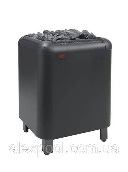 HELO Laava 1201 графит - Коммерческая электрокаменка (12 kW, 10 - 18 м. куб., 60 кг камней)