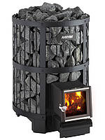 Дровяна печь Harvia Legend 240 SL (10-24 м3, 200 кг камней )
