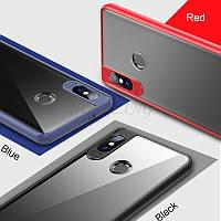 Силиконовый чехол для Xiaomi Redmi Note 5 / Xiaomi Redmi Note 5 Pro / Стекло в наличии /, фото 1