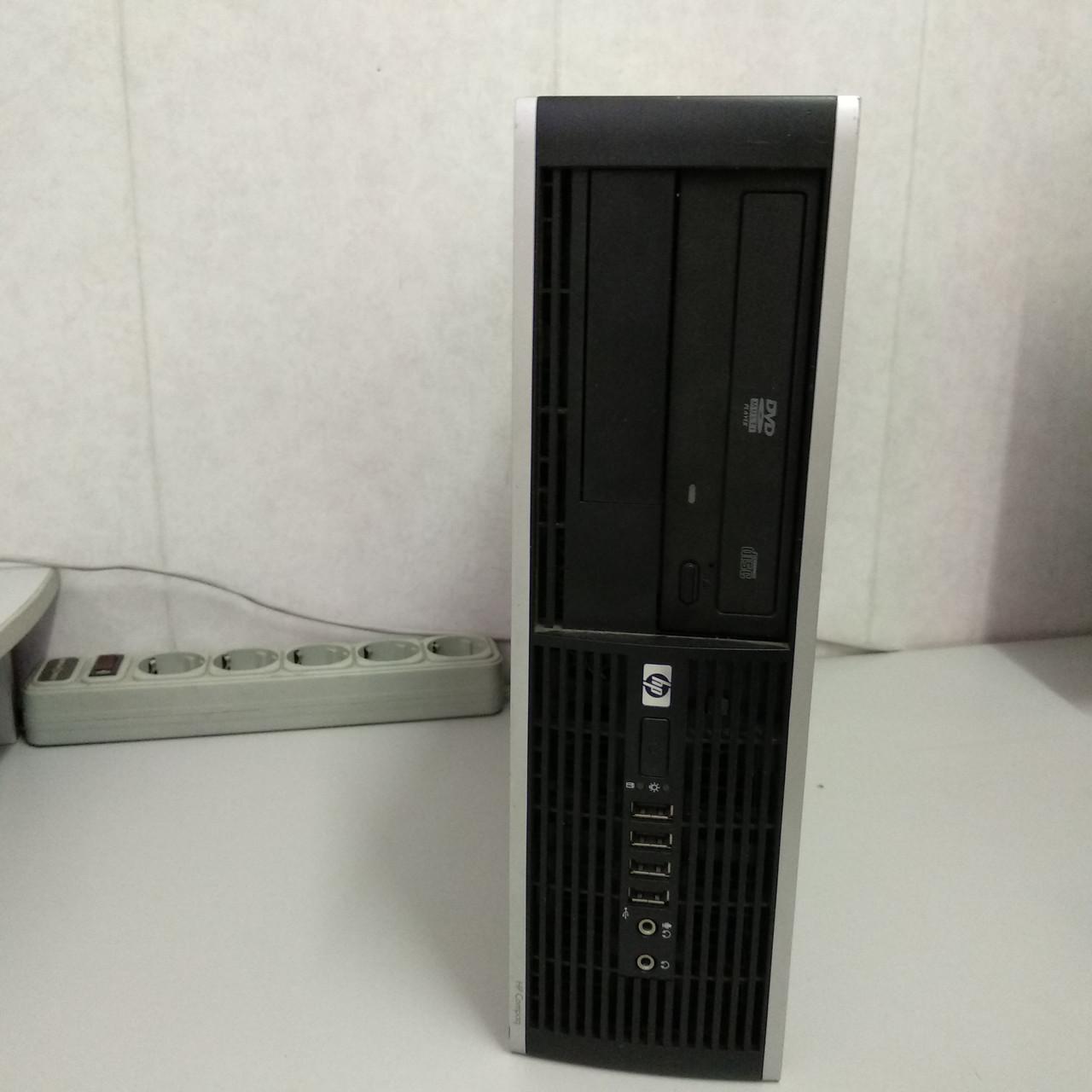 Настольный компьютер HP Compaq dc6000/DualCore E6500 2.9GHz/500Gb/2Gb/