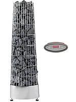 Електрокаменка HARVIA Kivi PI 90 E (8-14 м3, 9 кВт, 100 кг каменів, 380 В)