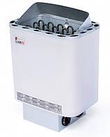 Электрическая печь Sawo NORDEX NR 90 NBB(9 кВт, 8-14 м3, 380 В,20 кг камн ), со встроенным пультом управления