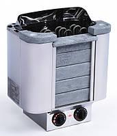 Электрическая печь Sawo CUMULUS (талькохлорид) CML 90 NB (9 кВт, 8-14 м3, 380 В ), со встроенным пультом