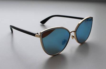 Солнцезащитные очки для женщин в форме бабочки, фото 2