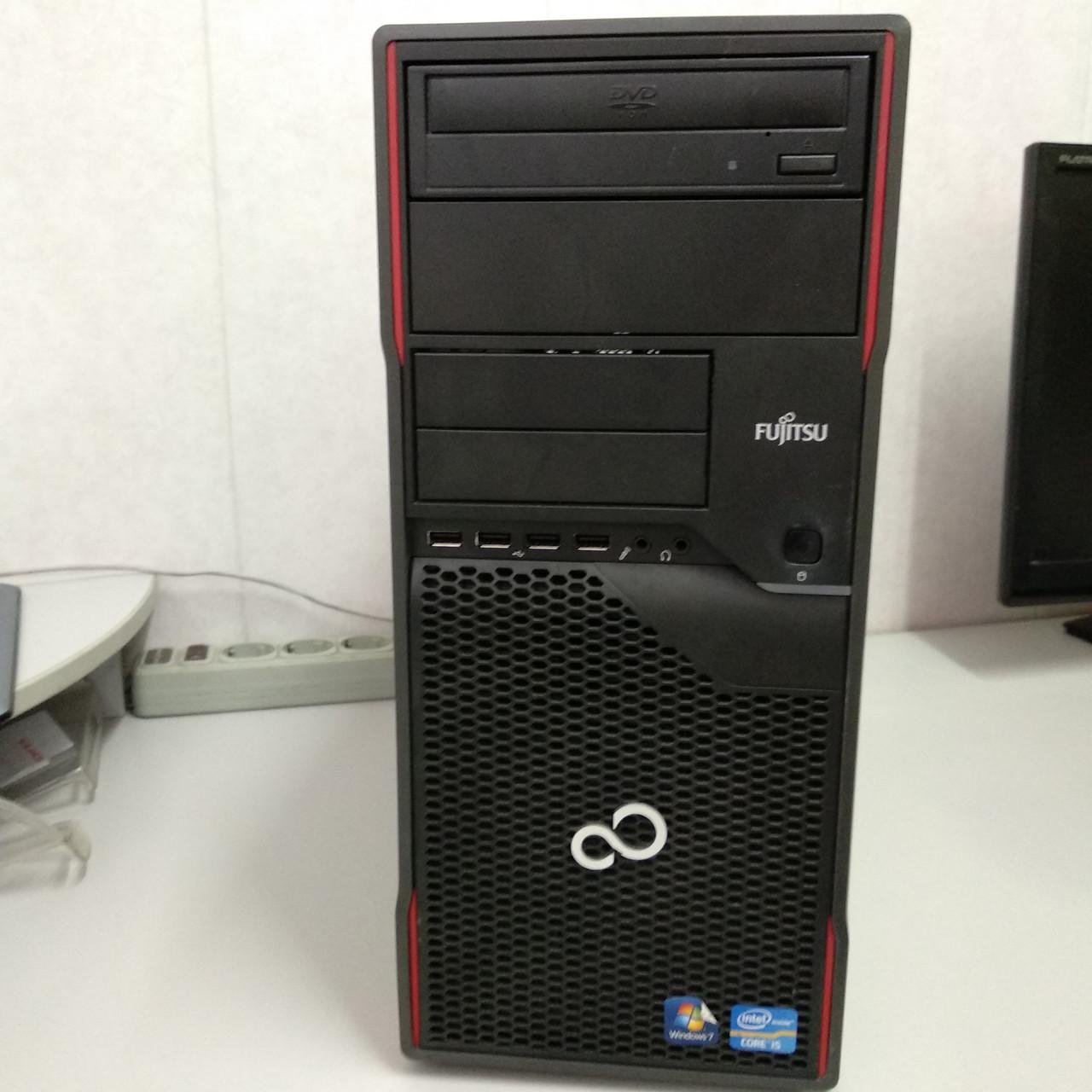 Настольный компьютер Fujitsu ESPRIMO P700 E90+