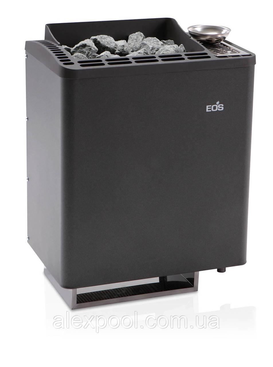 Электрическая печь EOS Bi-O Tec 7.5 kW (7.5 кВт, 7-10 м3, 380 В ), с парогенератором