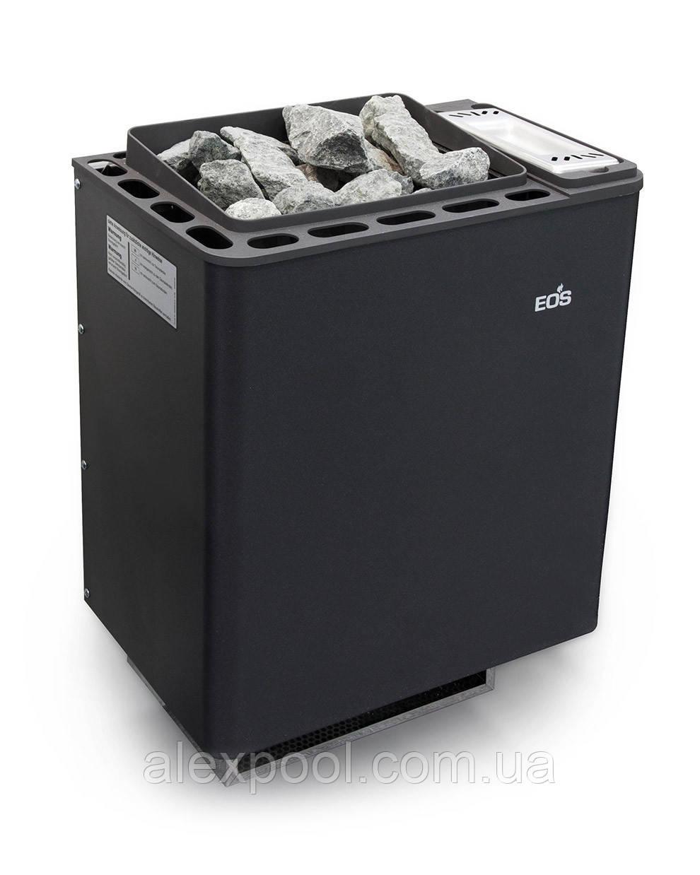 Электрическая печь EOS Bi-O Thermat 6 kW (6 кВт, 6-8 м3, 380 В ), с парогенератором