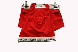 Женский набор топ + шорты + стринги Calvin Klein
