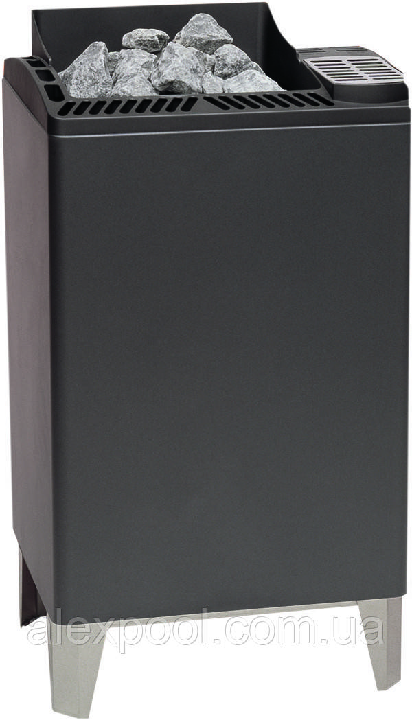 Электрическая печь EOS Euro MAX 15 kW (15 кВт, 18-25 м3, 380 В ), без парогенератора