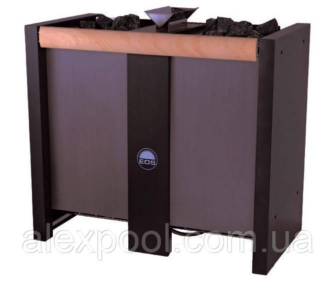 Электрическая печь EOS Herkules XL S120 Vapor (4 кВт) 24 kW (24 кВт, 35-45 м3, 380 В ), с парогенератором