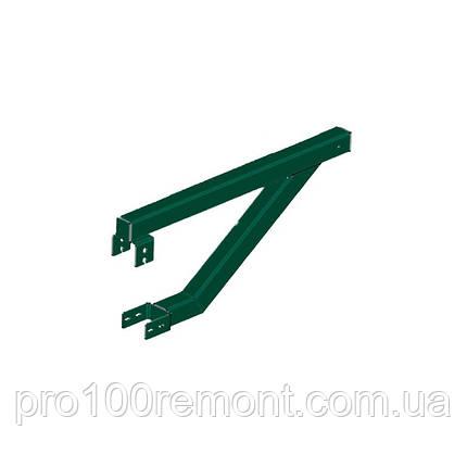 Кроннштейн крепления улавливающей сетки (80х60), фото 2