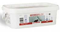 Litokol HIDROFLEX 5 кг Эластичная гидроизоляционная мембрана, однокомпонентная, готовая к применению HFL0005