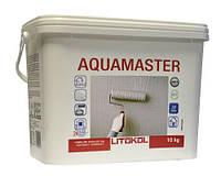 Litokol AQUAMASTER 10 кг - Однокомпонентная эластичная гидроизоляция, готовая к применению ( AQM0010 )