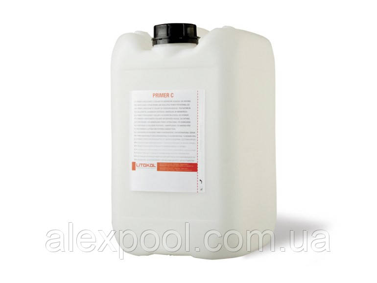 Litokol PRIMER C 2 кг - Грунтовка глубокого проникновения для укрепления пыльных поверхностей ( PRMC0002 )
