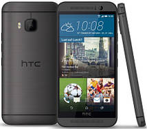 "Смартфон HTC One M9 Gunmetal Gray 3/32GB, 20/4Мп, 5"" LCD, 2840mAh, 1sim, Snapdragon 810, 8 ядер, 4G (LTE)"