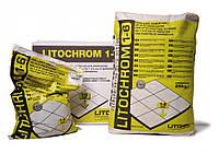 Litokol LITOCHROM 1-6 - цементная затирка для швов шириной от 1 до 6 мм 5 кг (С00, С10)