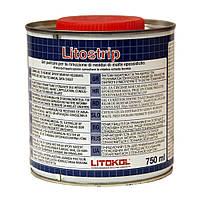 Litokol LITOSTRIP 0,75 л - гель для уборки затвердевших остатков эпоксидных затирок, концентрат  LSTRP0750
