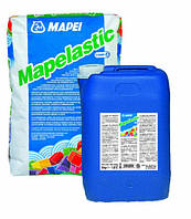 Mapei Mapelastic - Эластичный двухкомпонентный цементный раствор для гидроизоляции (A+B, 32 кг, комплект)