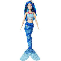 Кукла Барби Дримтопия Русалочка с синим хвостом Barbie Mermaid