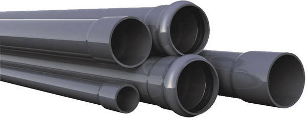 Труба ПВХ PN6 (PVC-U, ПН6) Польша