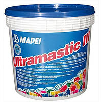 Mapei ULTRAMASTIC 3 - готовый к применению клей пастообразной консистенции (16 кг)