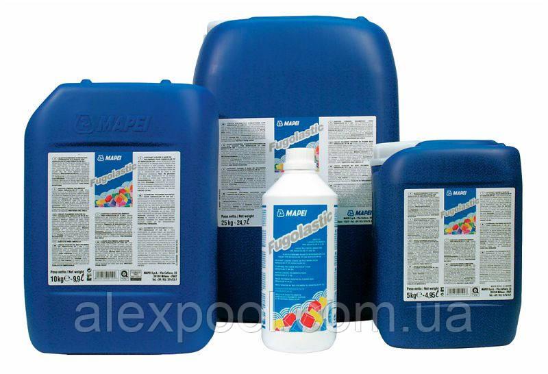 Mapei  FUGOLASTIC - полимерная добавка к продуктам KeracolorFF и KeracolorGG ( 1 кг)