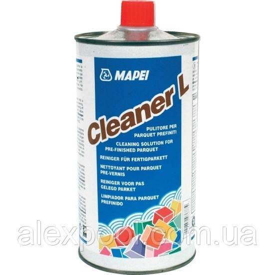 Mapei  CLEANER L - очищающий состав для паркета (нелакированного) и деревянного пола ( 0,85 кг)
