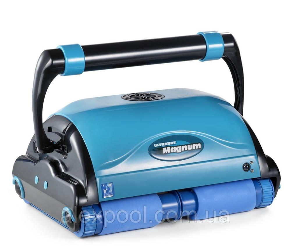 Робот пылесос Magnum для общественных бассейнов от компании AquaTron (США-Израиль) NAGNUM